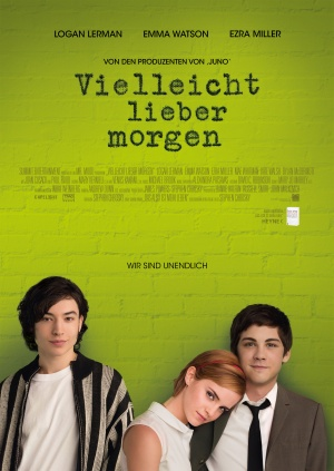 The Perks of Being a Wallflower 3542x5000