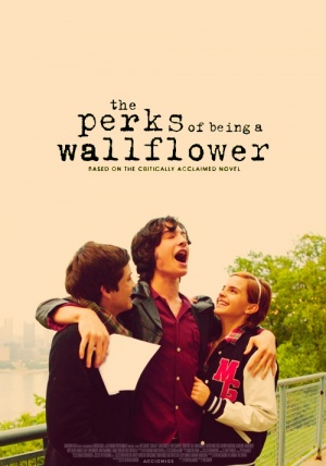 The Perks of Being a Wallflower 500x714