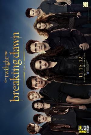 The Twilight Saga: Breaking Dawn - Part 2 3382x5000