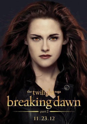 The Twilight Saga: Breaking Dawn - Part 2 505x720