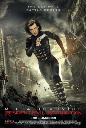 Resident Evil: Retribution 447x663