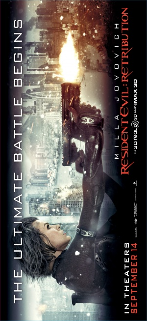 Resident Evil: Retribution Poster