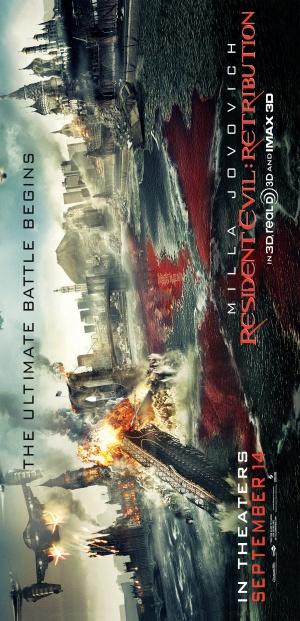 Resident Evil: Retribution 2417x5000
