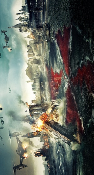 Resident Evil: Retribution Key art