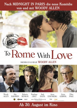 To Rome with Love 2480x3507