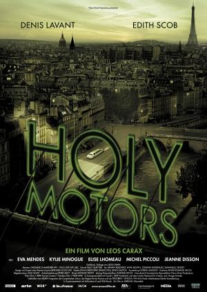 Holy Motors 2483x3508