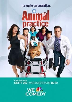 Animal Practice 537x755