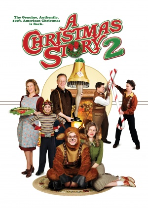 A Christmas Story 2 Cover  A Christmas Story 2 Poster
