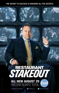 Restaurant Stakeout poster