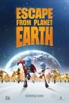 Nix wie weg - vom Planeten Erde poster