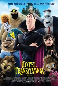 Hotel Transilvanija poster