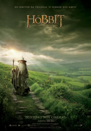 The Hobbit: An Unexpected Journey 2400x3459