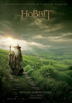 The Hobbit: An Unexpected Journey 3499x5000
