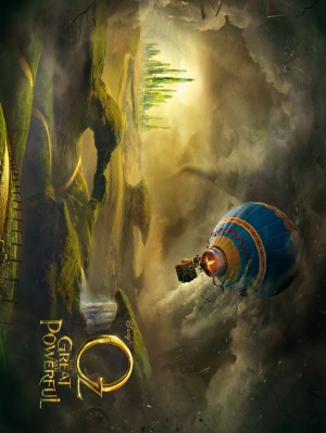 Oz the Great and Powerful 3763x5000