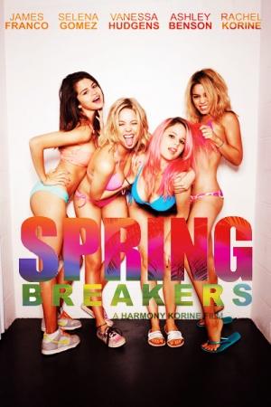 Spring Breakers 400x600