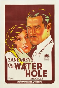 The Water Hole poster