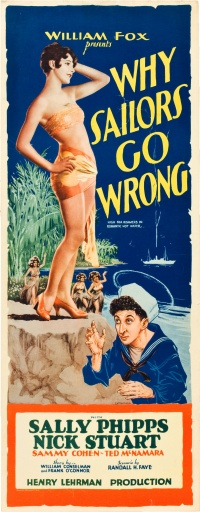 Why Sailors Go Wrong poster