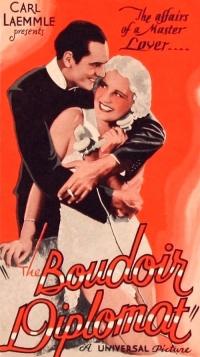 The Boudoir Diplomat poster