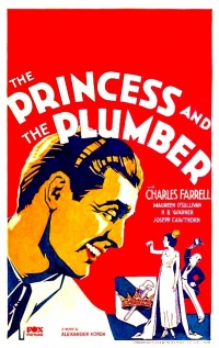The Princess and the Plumber poster