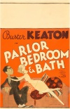 Parlor, Bedroom and Bath Poster