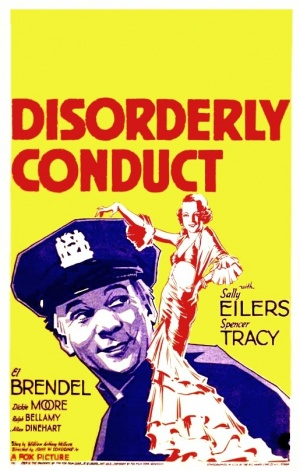 Disorderly Conduct 515x808
