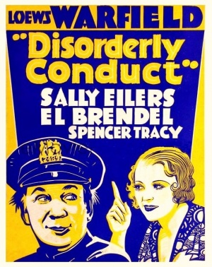 Disorderly Conduct 543x685