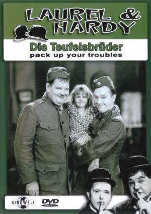 Pack Up Your Troubles 566x800