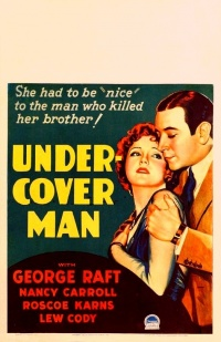 Under-Cover Man poster