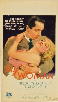 My Woman poster