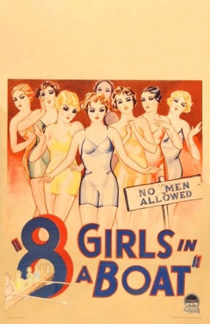 8 Girls in a Boat 519x798