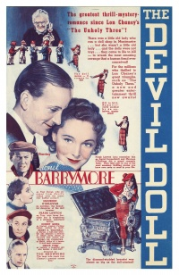 The Devil-Doll poster