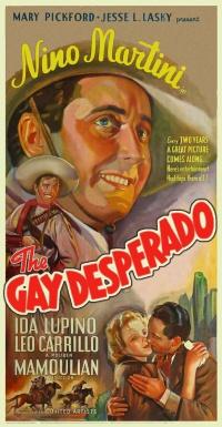 The Gay Desperado poster