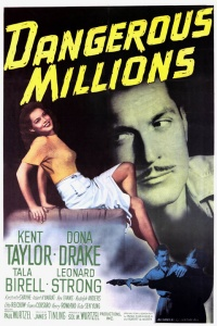 Dangerous Millions poster