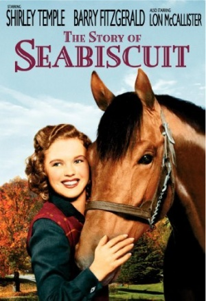 The Story of Seabiscuit Dvd cover