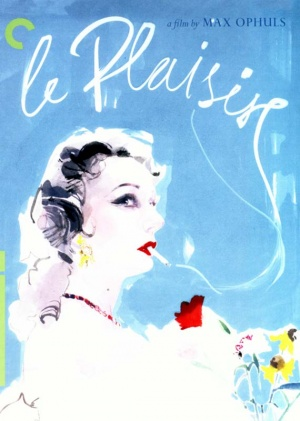 Le plaisir Dvd cover