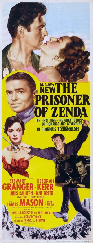 The Prisoner of Zenda 800x2079