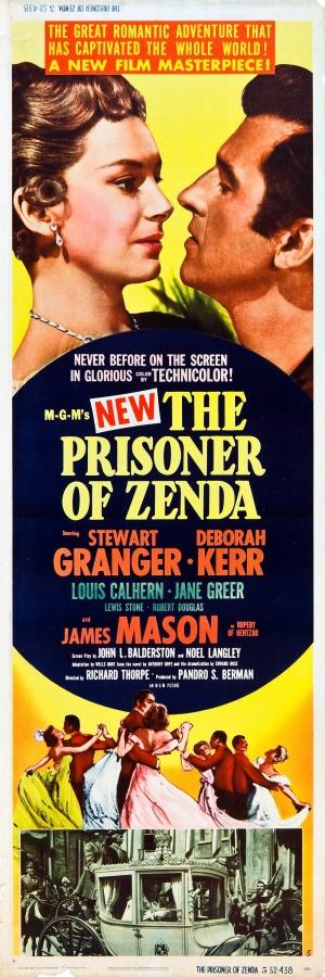 The Prisoner of Zenda 1000x3000