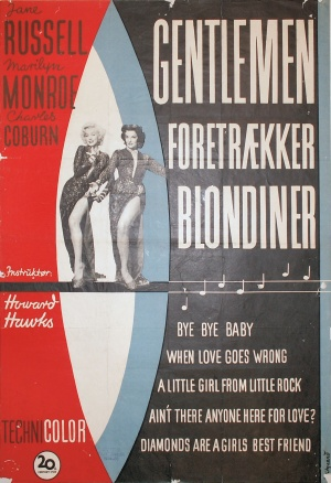 Gentlemen Prefer Blondes 1200x1750