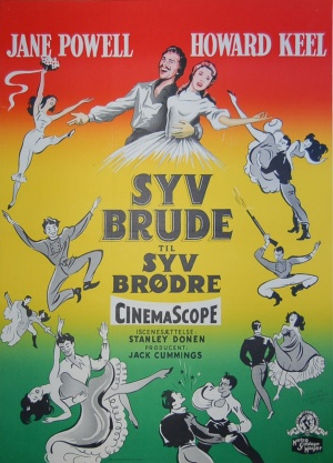 Seven Brides for Seven Brothers 900x1250