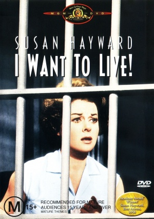 I Want to Live! 1530x2175