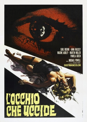 Peeping Tom Theatrical poster