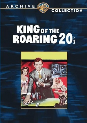 King of the Roaring 20's - The Story of Arnold Rothstein Dvd cover