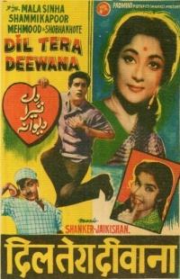 Dil Tera Diwana poster