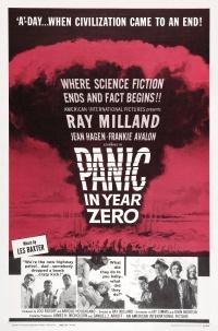 Panic in Year Zero poster