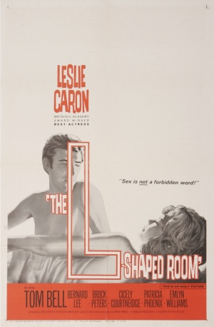 The L-Shaped Room Poster