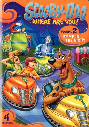 Scooby Doo, Where Are You! 1506x2151