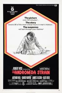 The Andromeda Strain poster