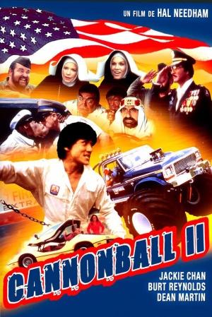 Cannonball Run II 807x1208