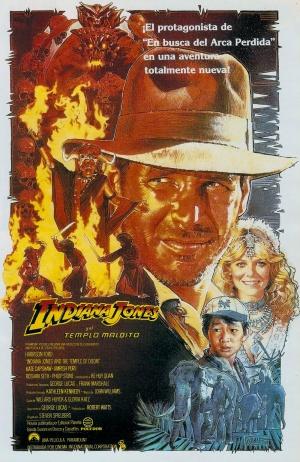 Indiana Jones and the Temple of Doom 1300x2000