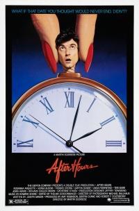 Die Zeit nach Mitternacht poster